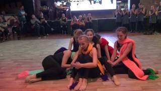 Танцевальный чемпионат Feel the Beat 2016, Челябинск.