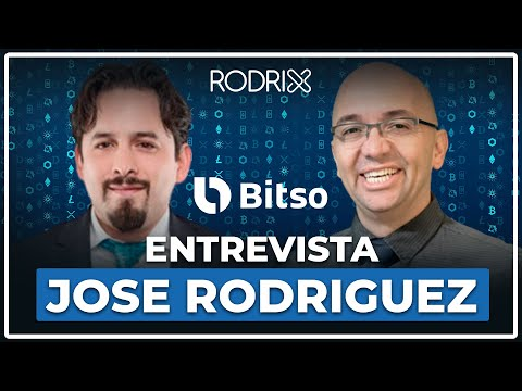 Jose Rodriguez - BITSO - Mexican Crypto Exchange  - LaBitconf Chile 2018   Dash Digital Cash Brazil