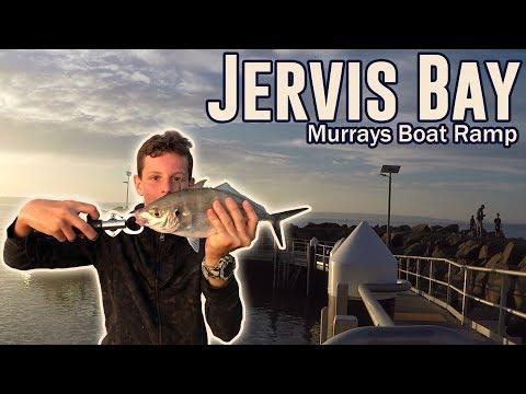 Jervis Bay Fishing - Murrays Boat Ramp