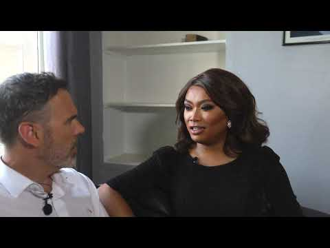Richard Lynch chats with Jujubee from Rupaul's Drag Race