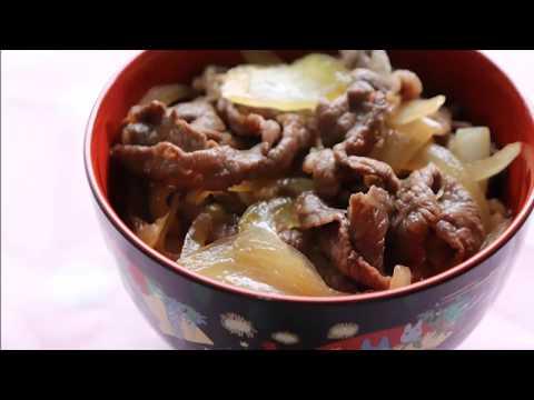 recette-de-gyudon