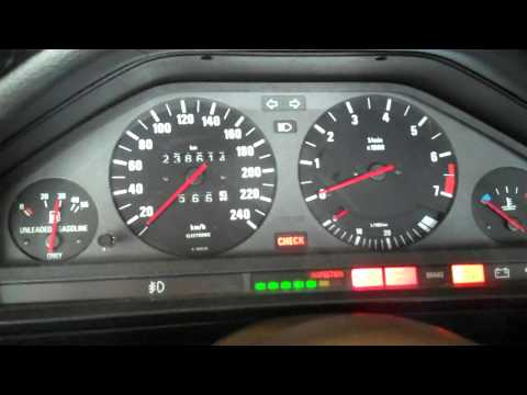 1987 BMW 325is E30 Walkaround, Interior, Start up, Rev and Drive