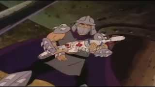 Teenage Mutant Ninja Turtles - Turtles vs Shredder