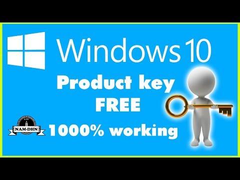 Activation Windows 10 Pro Product Key Free Latest 2018 (No Crack)✔