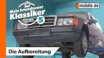 Oldtimer-Serie: Die Aufbereitung   Mein brandneuer Klassiker   mobile.de