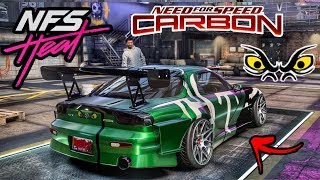 Need For Speed: Heat   Mazda RX7 - NFS Carbon Kenji's Mazda RX7