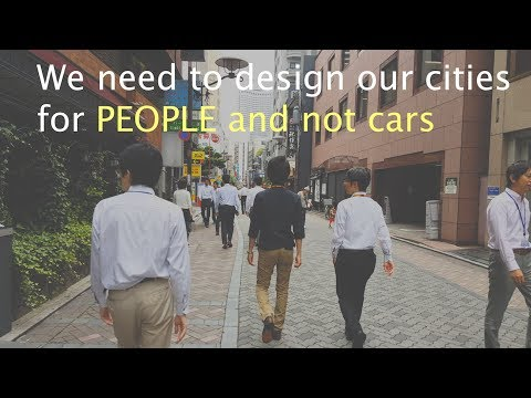 How Japan and Korea Design Cities for People instead of Cars