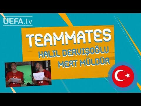 TURKEY Teammates: HALIL DERVIŞOĞLU & MERT MÜLDÜR