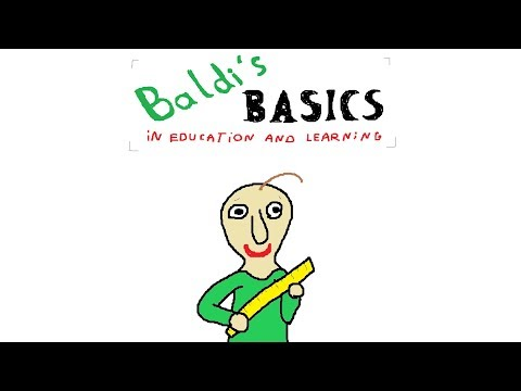Baldi's Basics In Education And Learning W Skrócie #12