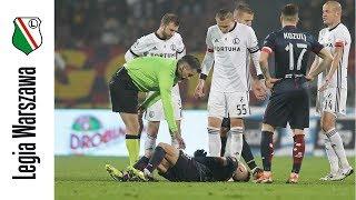 Kulisy meczu Pogoń Szczecin - Legia Warszawa