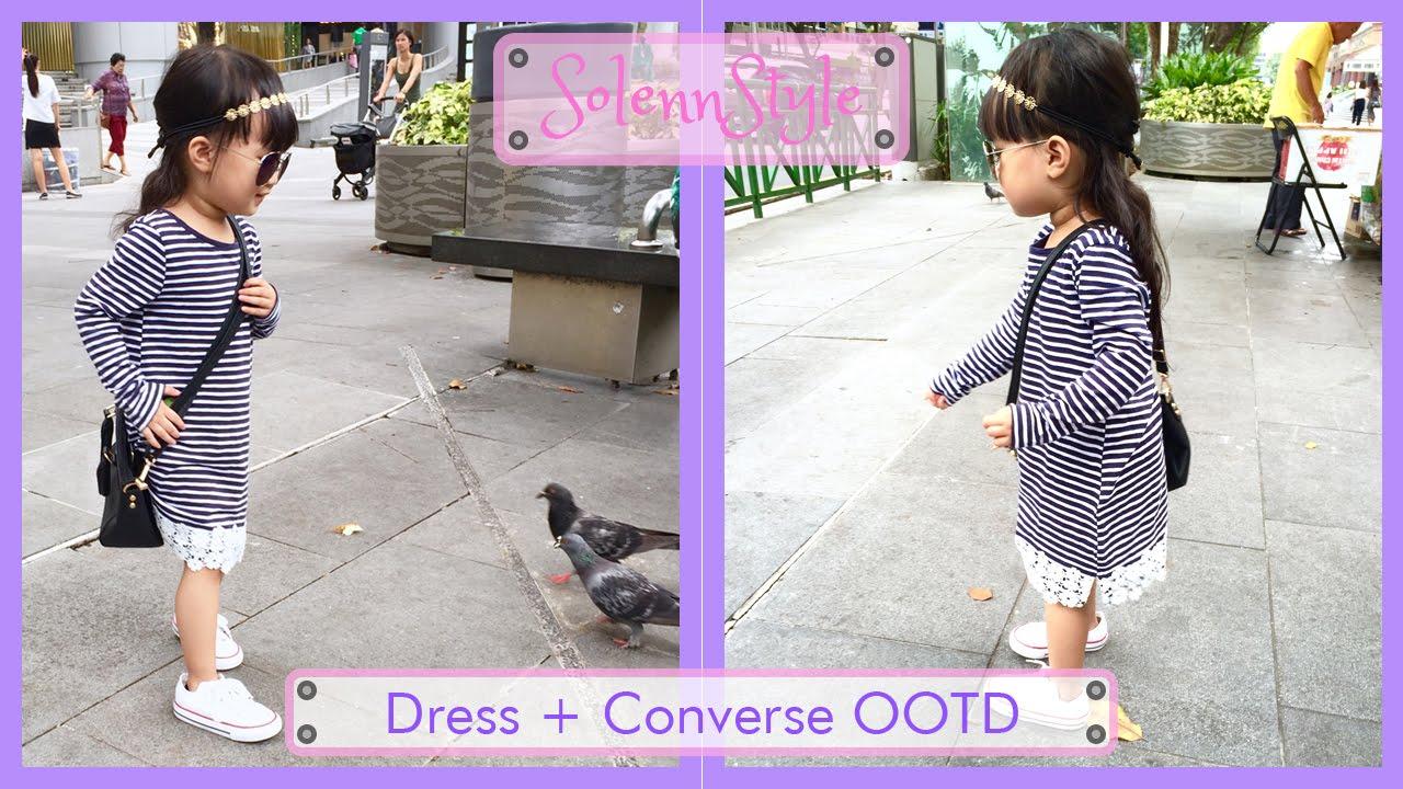 0e9a03524ff8 Solenn s Dress + Converse OOTD - ION Orchard