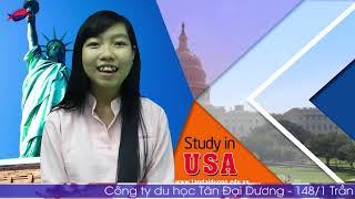 Làm sao vào các trường Đại học ở Mỹ dễ dàng   Tú Uyên