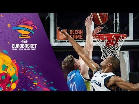 Ευρωμπάσκετ 2017: Δείτε το Top-5 της 1ης ημέρας του γύρου των 16 με τον Γιάννη Μπουρούση να βρίσκεται στην 4η θέση
