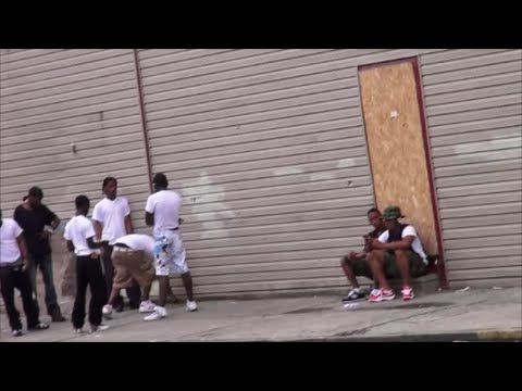STREETS OF PATERSON, NEW JERSEY