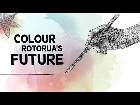 Colour Your Future - The Long Term Plan