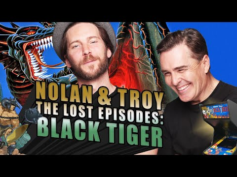 Nolan North And Troy Baker The Lost Episodes: Black Tiger