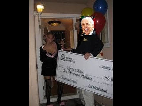 Who was the long time Publishers Clearing House representative?, page 1