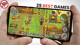 Top 25 Best OFFline Games For Android & iOS 2020 #3