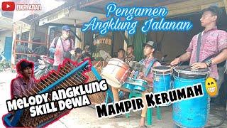Download Melody Angklung Skill Dewa | Pengamen Angklung Jalanan Virall !!!