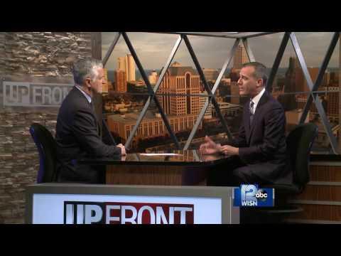 Mayor Eric Garcetti on Upfront
