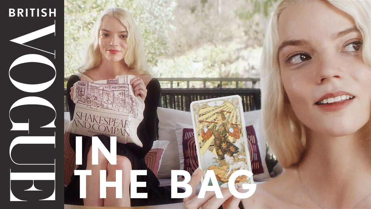 Anya Taylor-Joy: In The Bag | Episode 54 | British Vogue