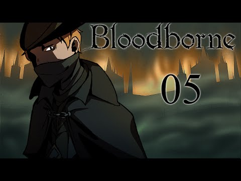 Bloodborne Playthrough Part 5 - Music Box