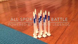ALL SPORTS GOLF BATTLE| ULTIMATE LEGENDS