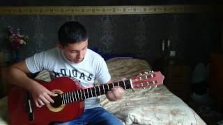 god father guitar cover by Alexander Oláh