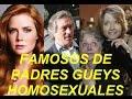 FAMOSOS HIJOS DE PADRES GAYS HOMOXEXUALES