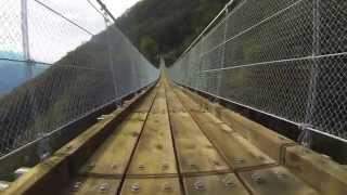 """carasc"" Tibetan Bridge | Monte Carasso - Sementina"