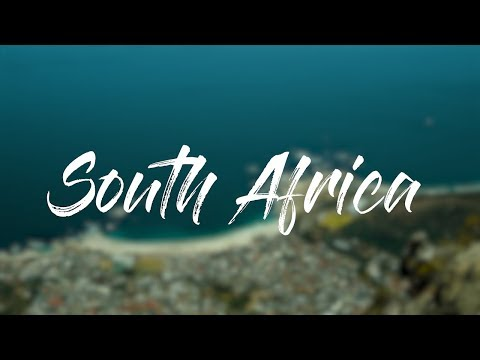 South Africa - Travel video 2018