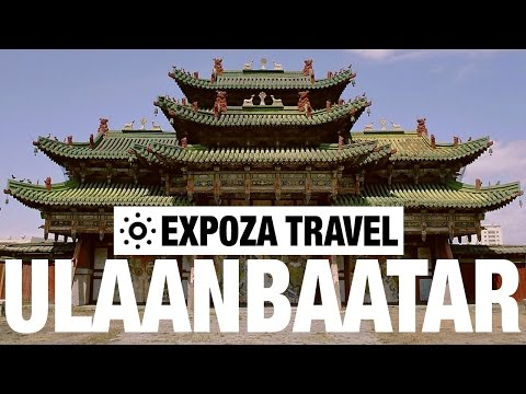 Ulaanbaatar Vacation Travel Video Guide
