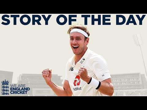 Broad Takes 500th Wicket as England Wrap Up the Series! | England v West Indies 3rd Test Day 5 2020