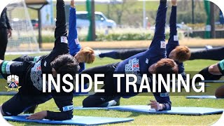 【FC岐阜】INSIDE TRAINING 2020年3月26日