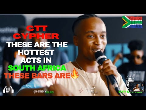 ctt cypher | The hottest freestyle in south africa 2021