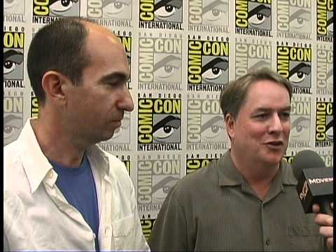 Stargate Universe  ComicCon 2009 Exclusive: Brad Wright and Robert C. Cooper