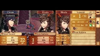 fire emblem fates awakening units completing conquest chapter 10 on lunatic sort of