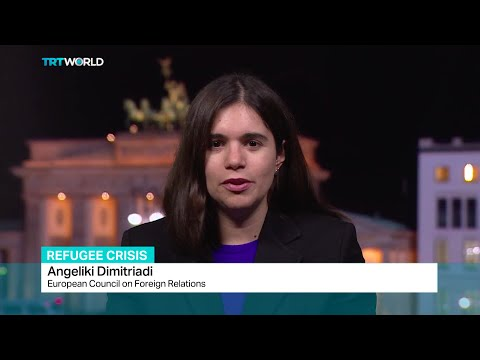 Interview with Angeliki Dimitriadi about Denmark's refugee bill