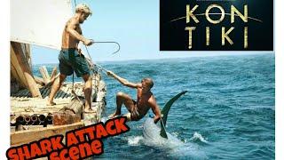 Kon-tiki(2012) | Shark attack scene | Joachim Rønning | Espen Sandberg |Pål Sverre Hagen
