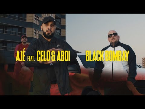 AJÉ feat. CELO & ABDI  - Black Bombay ► Prod. von Jimmy Torrio (Official Video)