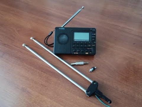 Простейшая FM антенна для приемника своими руками