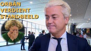 Wilders: Orbán verdient de Nobelprijs