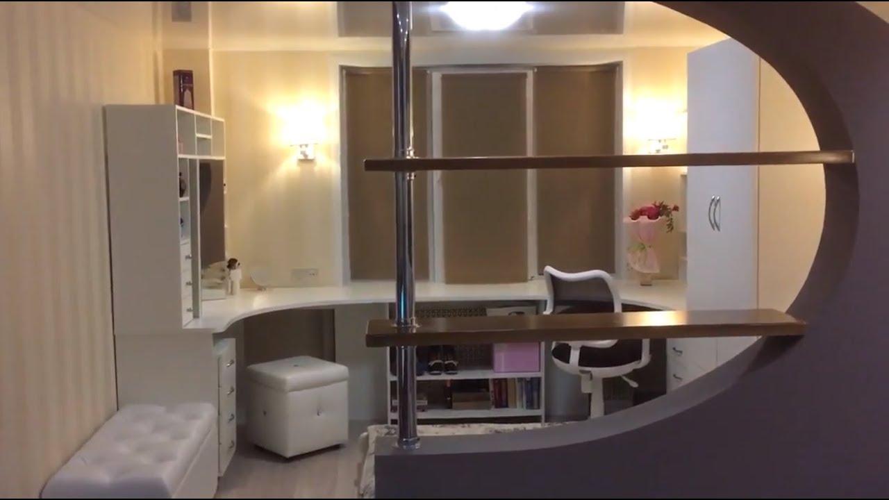 Дизайн интерьера подростковой комнаты 2019 | Room tour 2019 | Моя комната 2019 | Рум Тур 2019