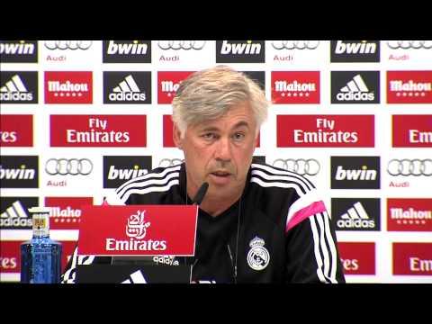 """Sami Khedira bleibt!"" - Carlo Ancelotti spricht Machtwort! | Real Madrid - FC Cordoba"