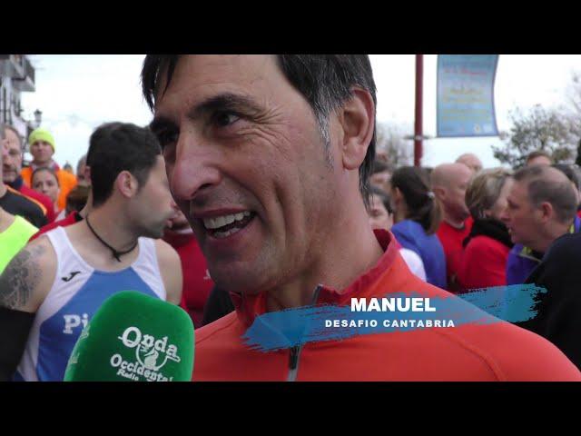 San Silvestre Solidaria de San Vicente de la Barquera 2017
