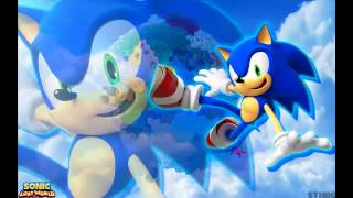 Repeat youtube video Sonic Lost World - Complete Soundtrack!