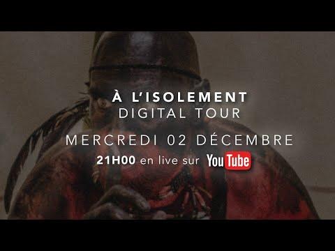 Youtube: Furax Barbarossa – A l'isolement 🎤 DIGITAL TOUR #2