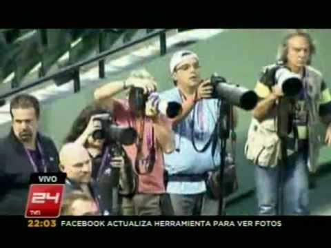 Fernando González dijo adiós al tenis profesional - 24 HORAS TVN 2012