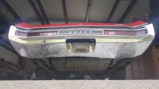 1970 buick skylark flowmaster 40 series