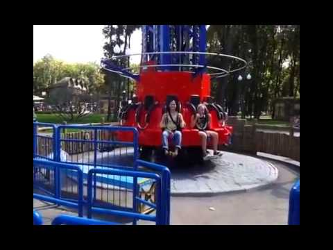 парк горького 23 августа аттракционы страха